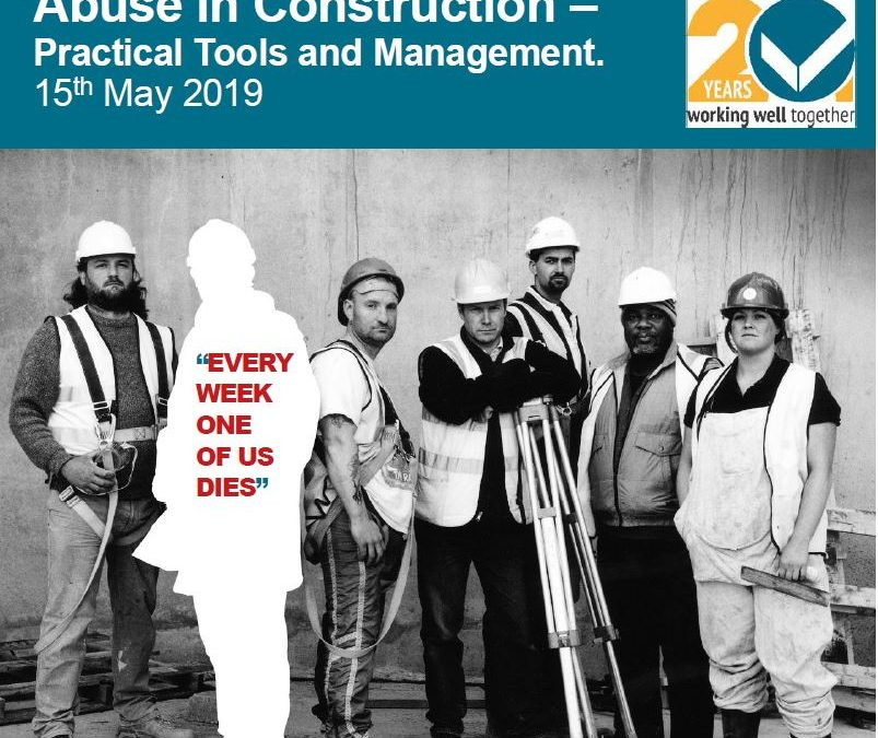 Mental Health in Construction Event